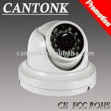 2011 Promotion 700TVL Color IR Vandalproof Dome Security Camera