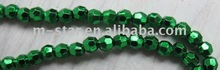 fancy round loose beads 4mm