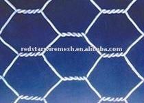 galvanized hexagonal wire netting/chicken mesh/Hexagonal wire Mesh(31years factory)