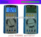 YAXUN VC9208AL DIGITAL MULTIMETER