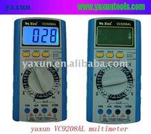 YAXUN VC9208AL DIGITAL MULTIMETER