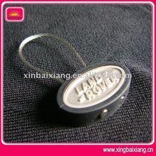 Custom design key ring metal
