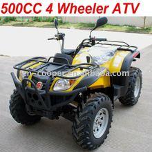 500CC 4 wheeler ATV 4x4 Driving