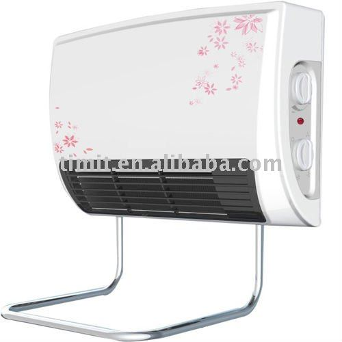 Bathroom Wall Mount Electric Fan Heater