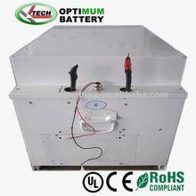 Intrinsic safety battery hybrid vehicle with 600v 500ah (LiFePO4 Battery )