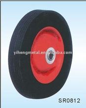 wheelbarrow solid rubber wheel SR0811