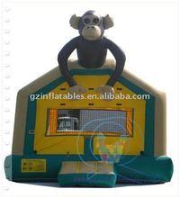 2011 {Qi Ling} monkey inflatable cartoon
