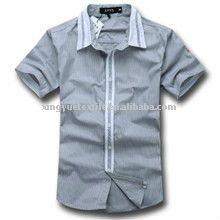 mens casual shirt T/C(65/35)