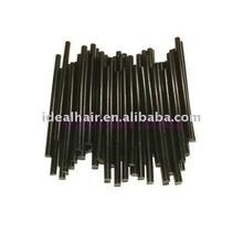 black brown glue sticks for kertain hair extension hair
