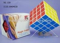 plastic magic cube