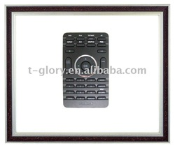 factory digital satellite tv remote control with UL,ISO9001,RoHS certification
