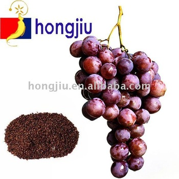 Natural Grape seed extract for antioxidant