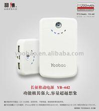 Yoobao Long March Power Bank YB-642 11200mah