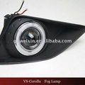 toyota corolla 2008 farol para os far&oacute;is de nevoeiro