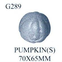G289 STYROFOAM MOLDS - PUMPKIN(S)