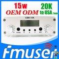 Fsn015 czh-15a 15w transmissor fm 10 watt transmissor fm