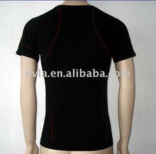 Antimicrobial crew neck tshirt