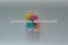 USA easter color glitter egg ornament