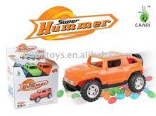 pull back hummer car