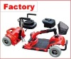 Compact 4 Wheel Manufactory Mini Handicapped Mobility Scooter with CE & FDA