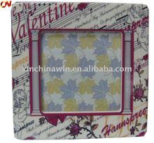 ceramic enamel picture frame