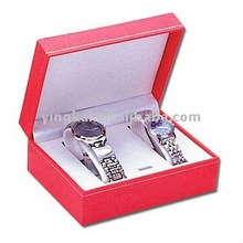 Plastic watch box for Valentines
