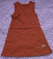 Merino Wool Baby Dress