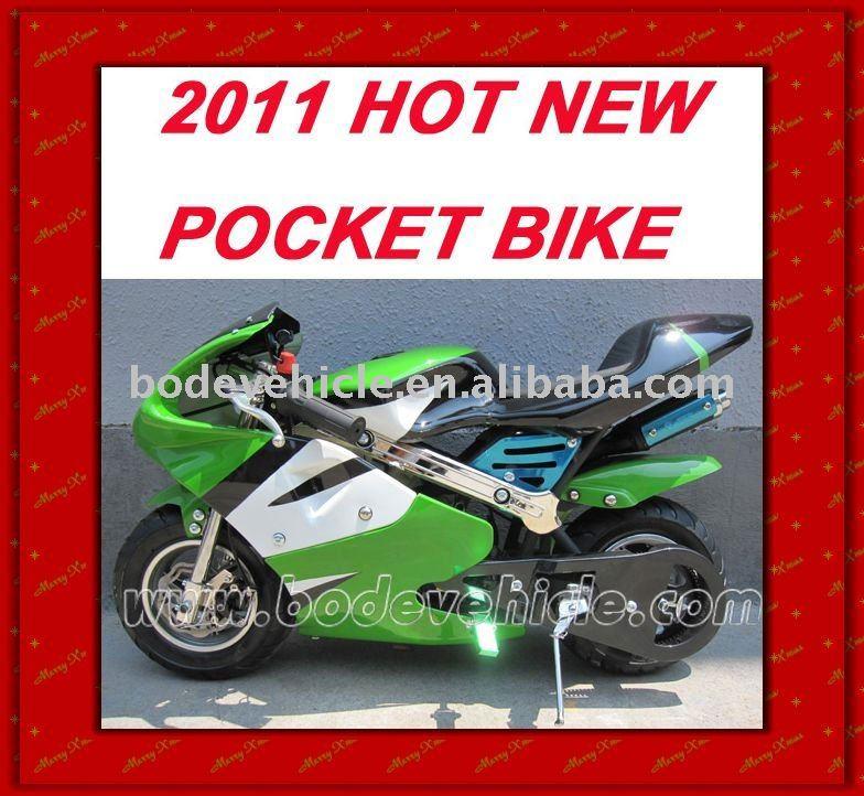 HOT!!! 49cc MINI MOTO MINI POCKET BIKE (MC-502)