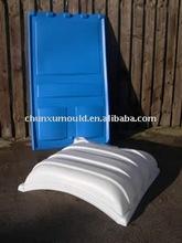 truck top mould truck roof plastic mould