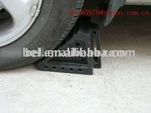 Rubber wheel stopper for Japan