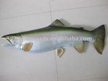 Home Decoration Vivid Polyresin Fish Crafts