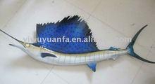 Wall Decoration Resin Fish Crafts