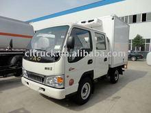 JAC conversion van truck
