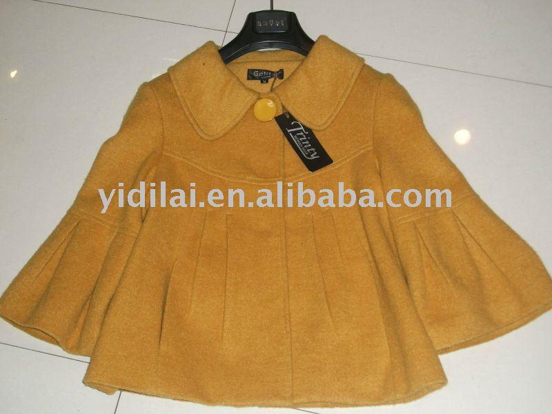 textiles de lana de prendas de vestir para damas