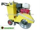 road cutting machine, road cutter, concrete road cutter