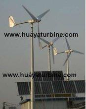 1kw wind turbine + storage battery group