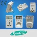 mini de poupança de energia medidor de energia digital com tomada de electricidade uso monitor