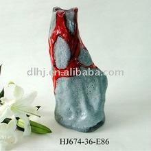 Volcano Murano Glass Vase
