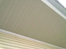 soffit perforated for exterior ceiling -outside decoration- hot