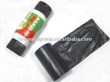 black rose fragrance garbage bag on roll