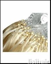 100%human hair micro-ring hair extension