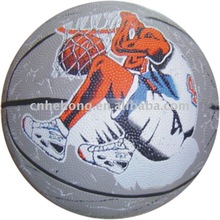 RUBBER BASKETBALL---RA015