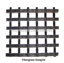 PVC coated Fiberglass Geogrid-CE certificate, Low price