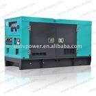 30/25ESX Denyo silent generator with ATS
