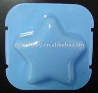 star shape moulding toy /caking moulds