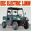EEC 3.8KW 48V Electric Utility Vehicle