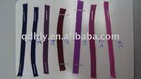 colored elastics