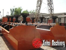 Gold Ore Flotation Machine Designed for Asia Clients