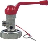 hign pressure dry powder fire valve