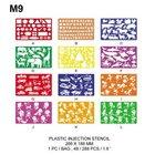 M9 PLASTIC INJECTION STENCIL